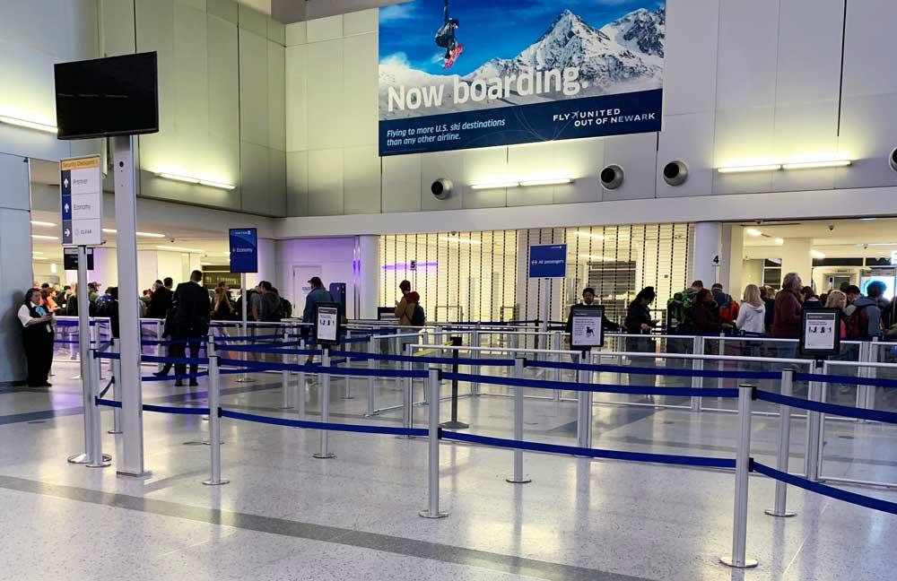 aeroporto newark