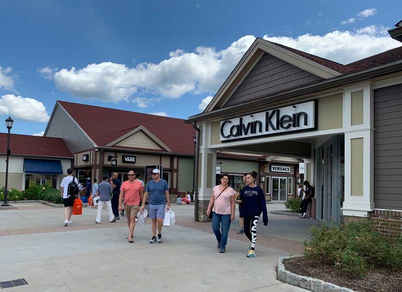 woodbury outlet