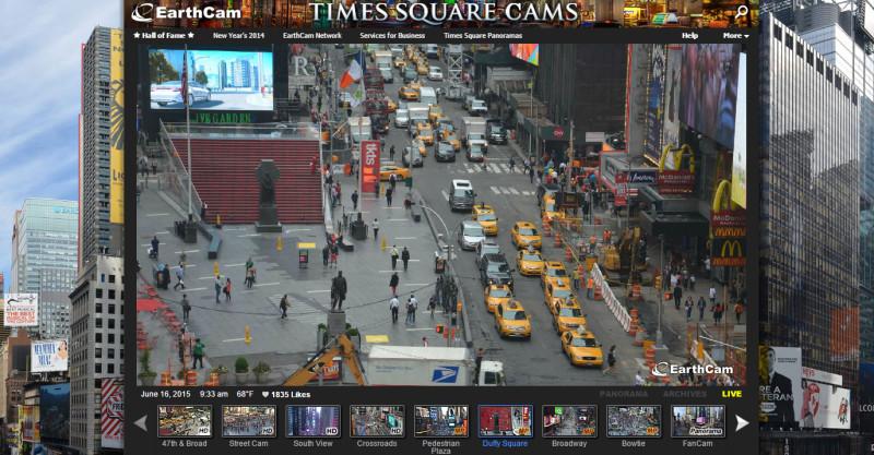 C 226 Meras Ao Vivo Direto De Nova York Dicas Nova York