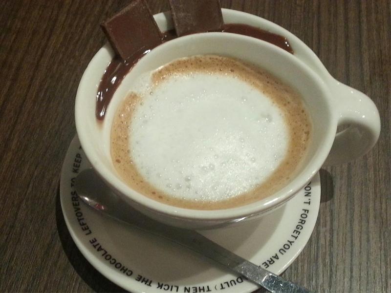"""""""Kangaroo cup"""" é meio estranho mesmo. A mistura compensa a estranheza"""
