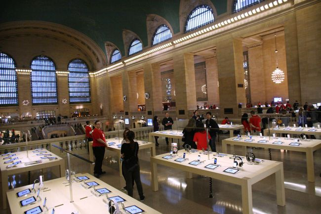 Apple Store do Grand Central Terminal