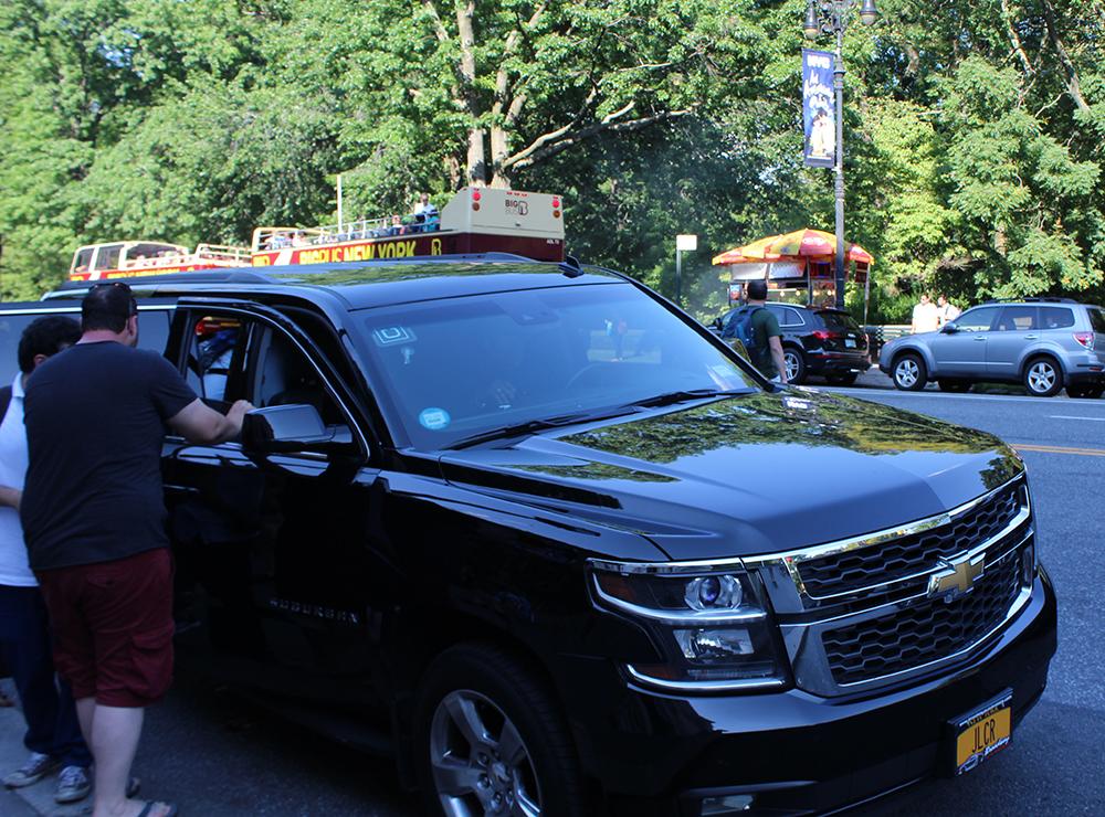 uber em nova york