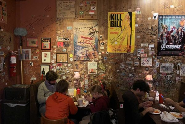 burger joint new york