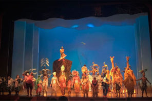 "Musical ""O Rei Leão – The Lion King"" na Broadway"