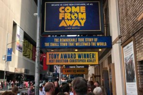 Come from Away: informações e ingressos do musical da Broadway