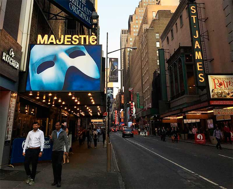 shows da broadway