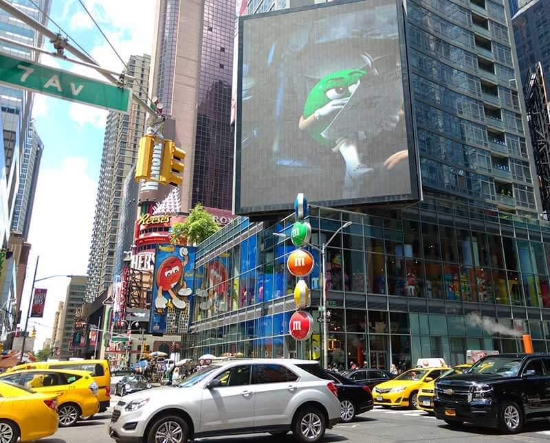 compras em nova york