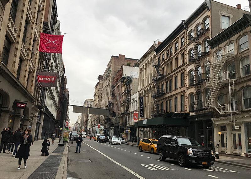 soho em nova york