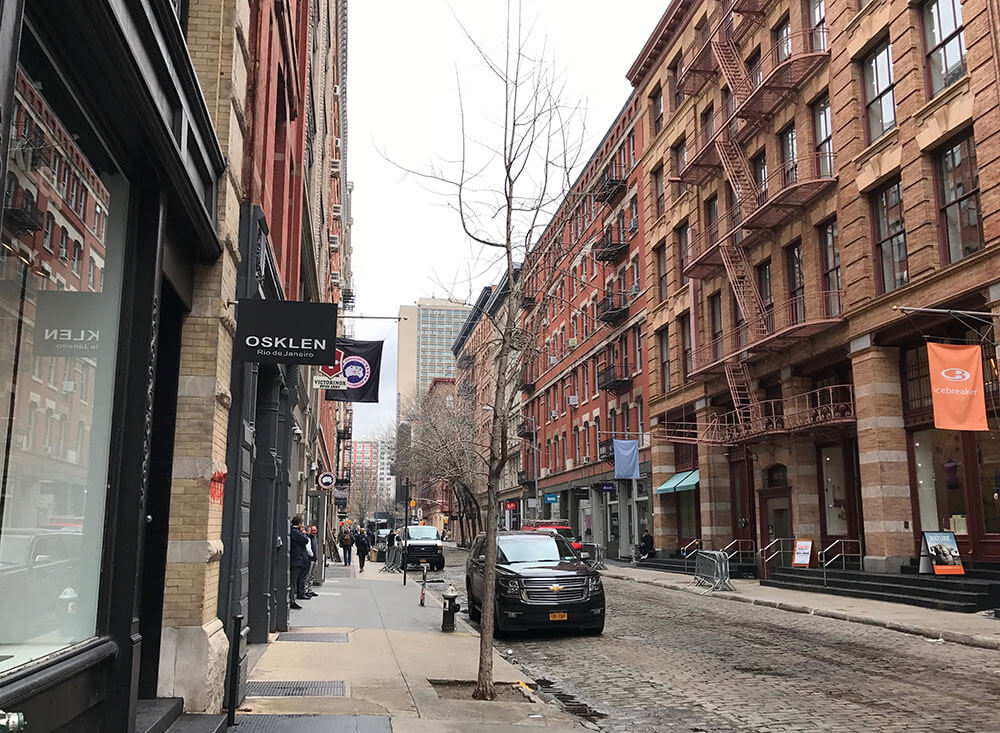 Soho Em Nova York Roteiro E Dicas De Compras No Bairro
