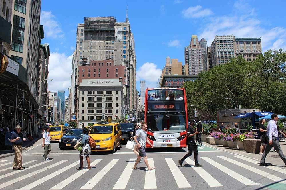 roteiro de 4 dias em nova york