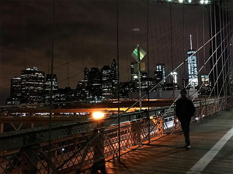 vida noturna de nova york
