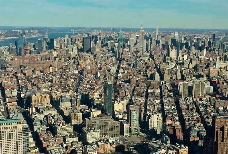 atrações em Nova York