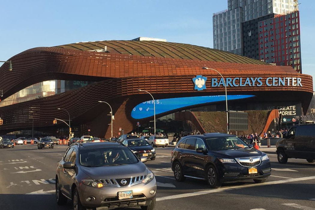 barclays center no brooklyn