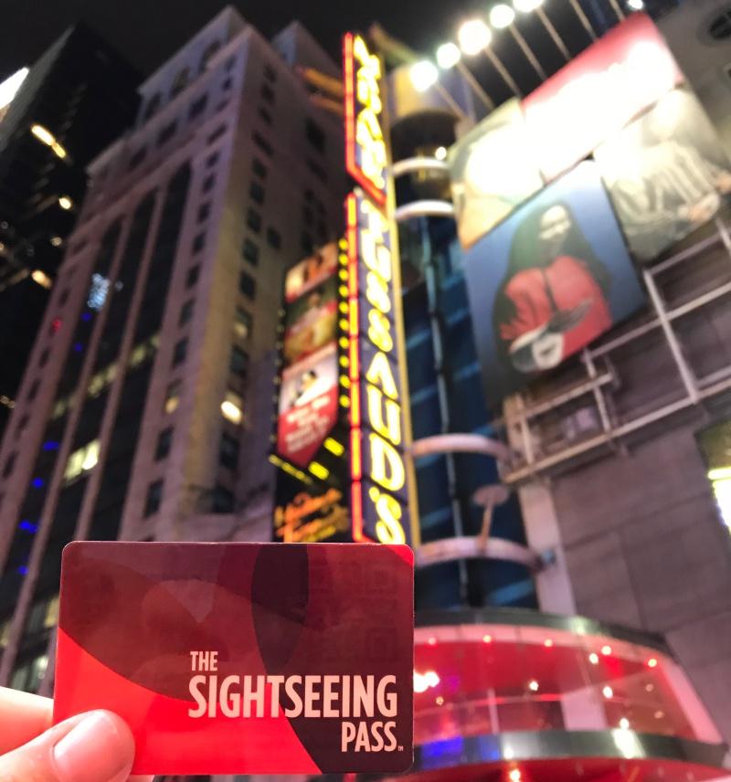 new york sighseeing pass