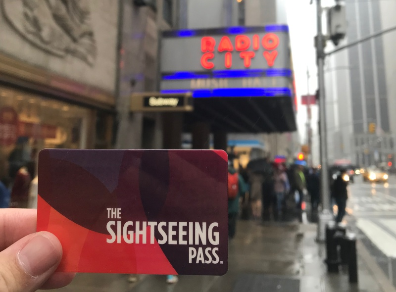 new york sighseeing pass