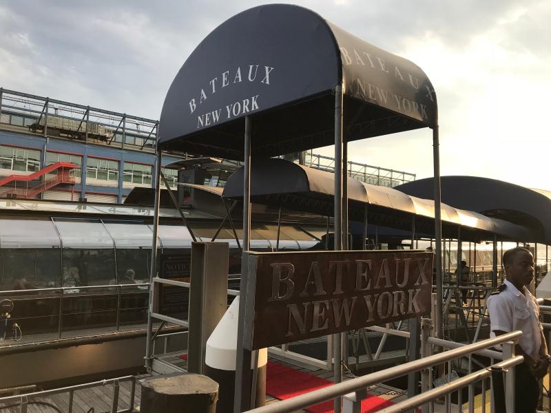 bateaux new york