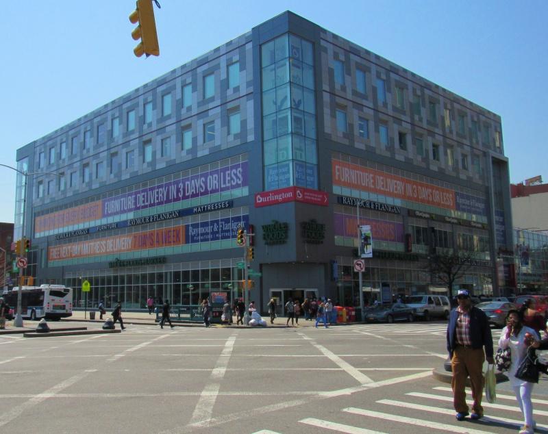 gentrificação do Harlem