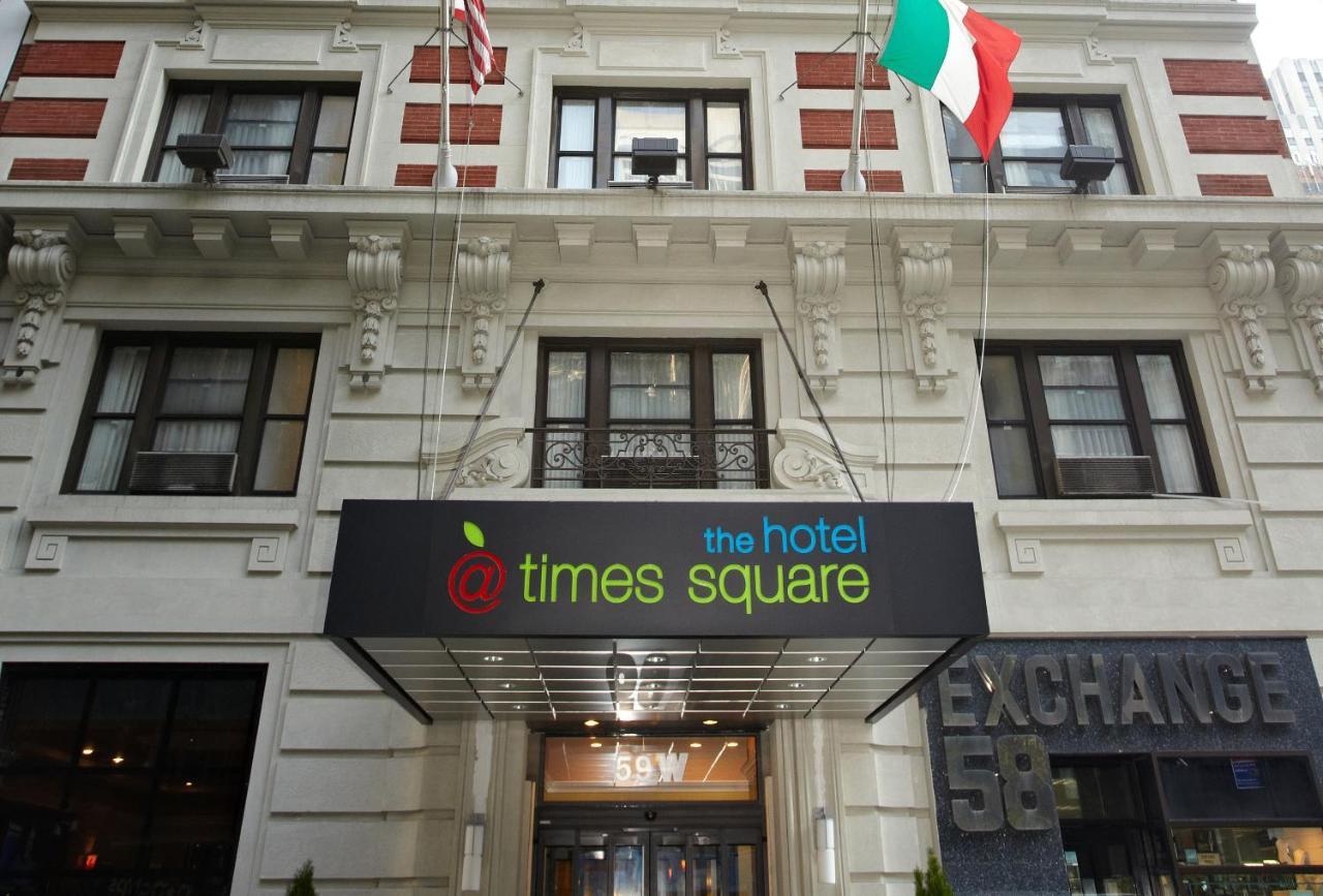 hoteis em nova york