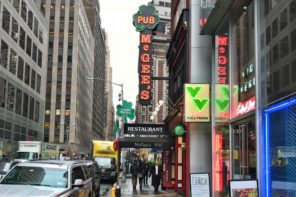 "McGee's Restaurant & Pub: o bar da série ""How I Met Your Mother"""