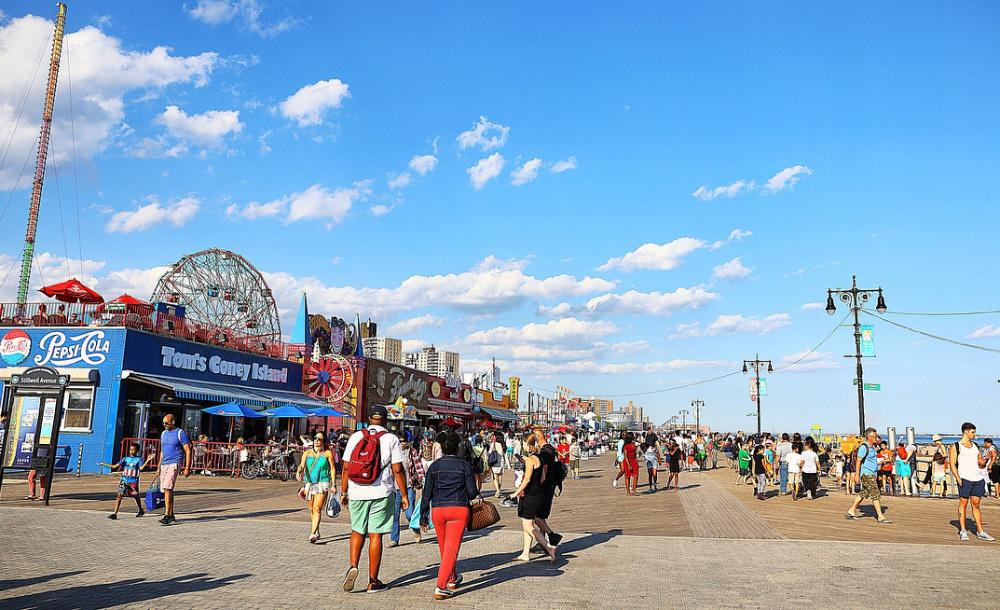coney island em nova york