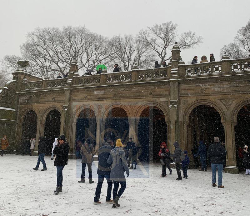 nova york em janeiro