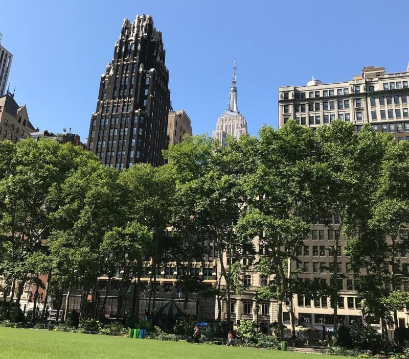 parques de nova york
