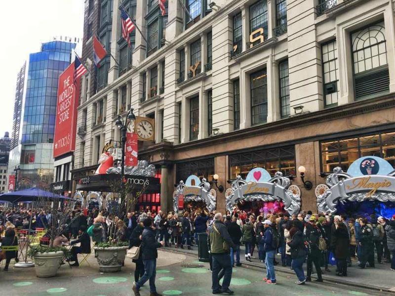 dia de ação de graças em nova york