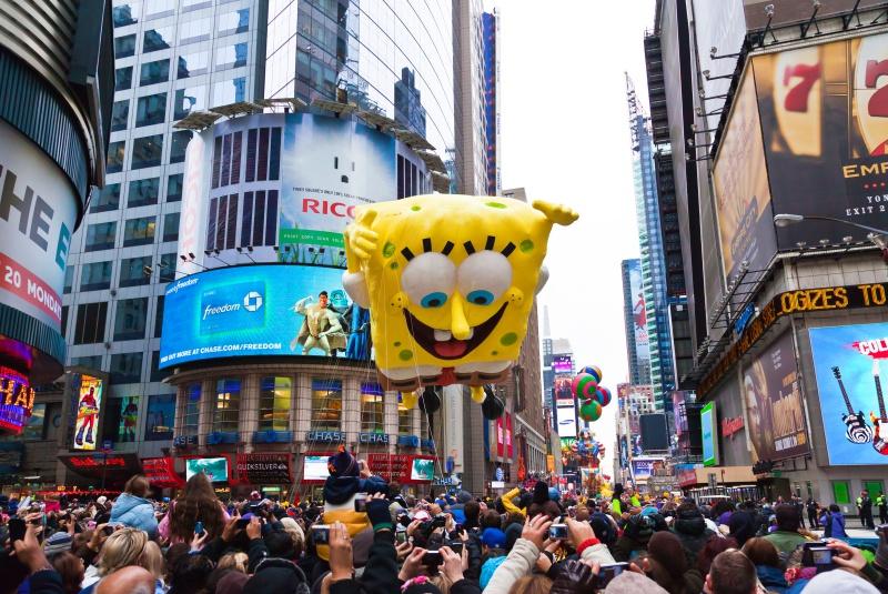dia de açao de graça em nova york