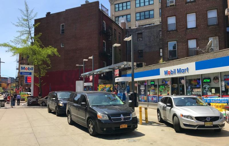 aluguel de carro em nova york