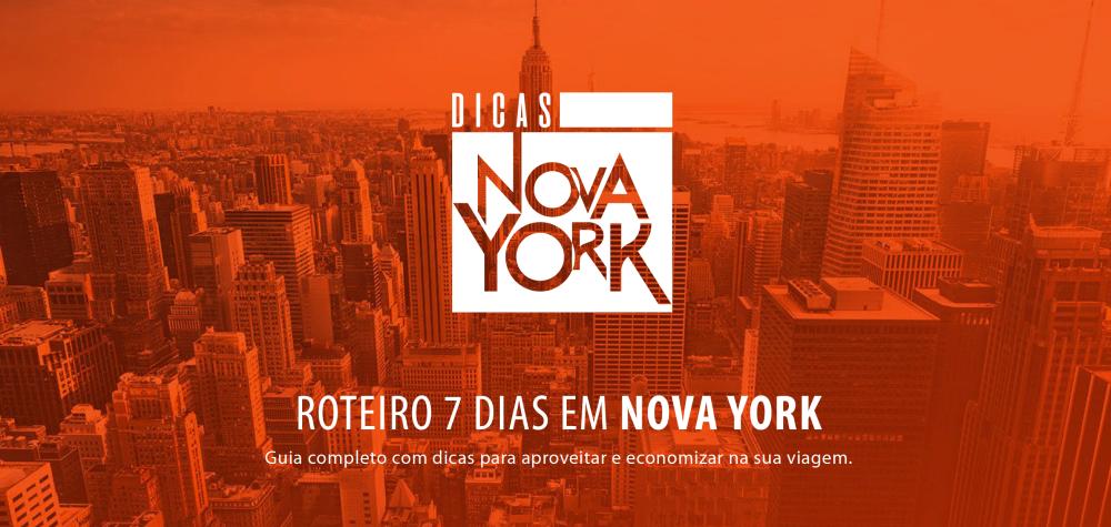 ebook roteiro de 7 dias em nova york