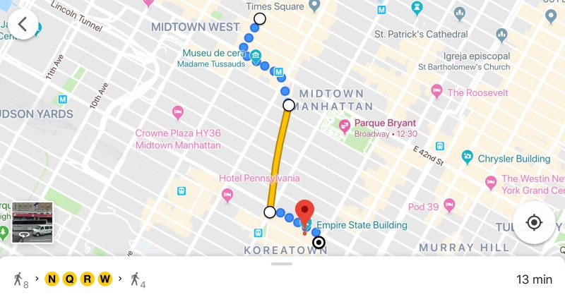metro de nova york