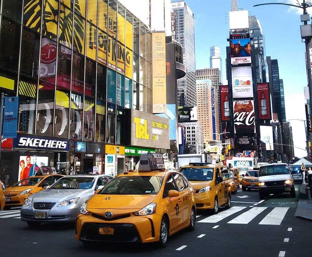 passes de atrações em nova york