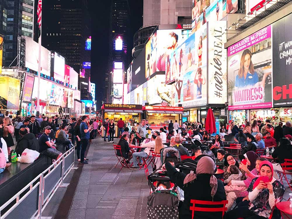 como economizar em nova york