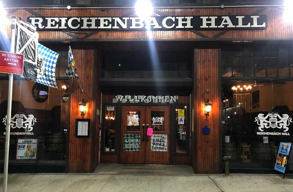 Reinchenbach Hall