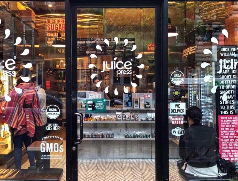 cafe da manha em nova york