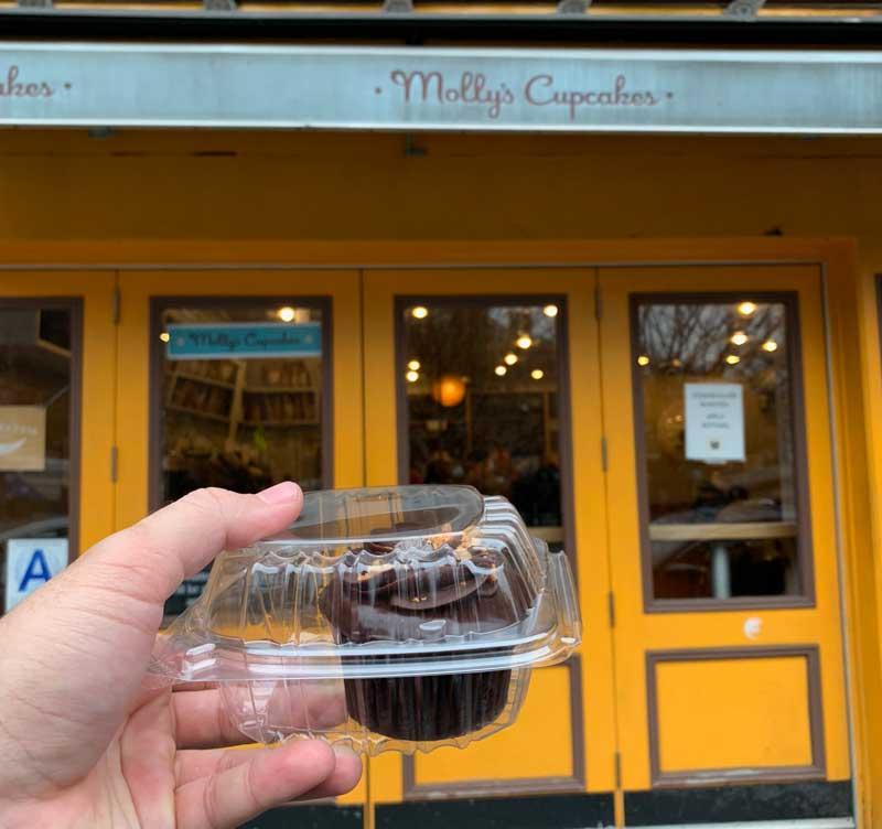 molly's cupcake