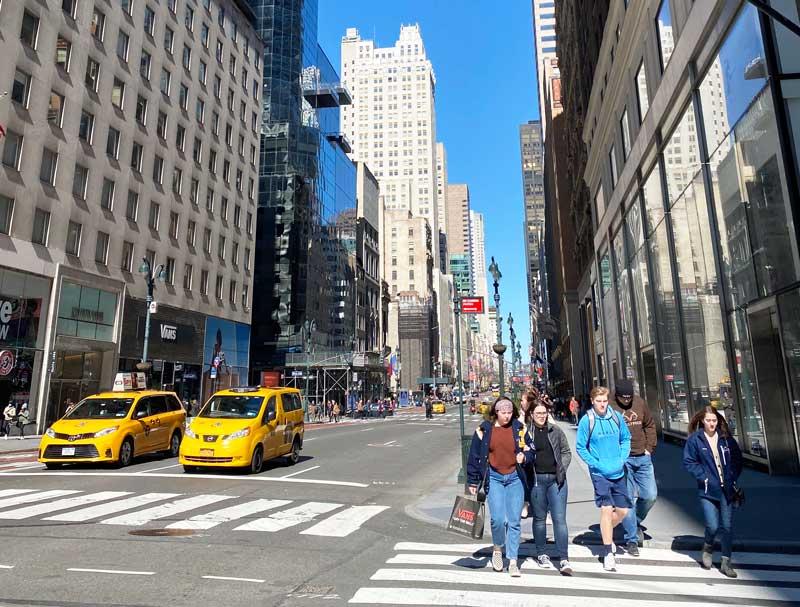 roteiro de 6 dias em nova york