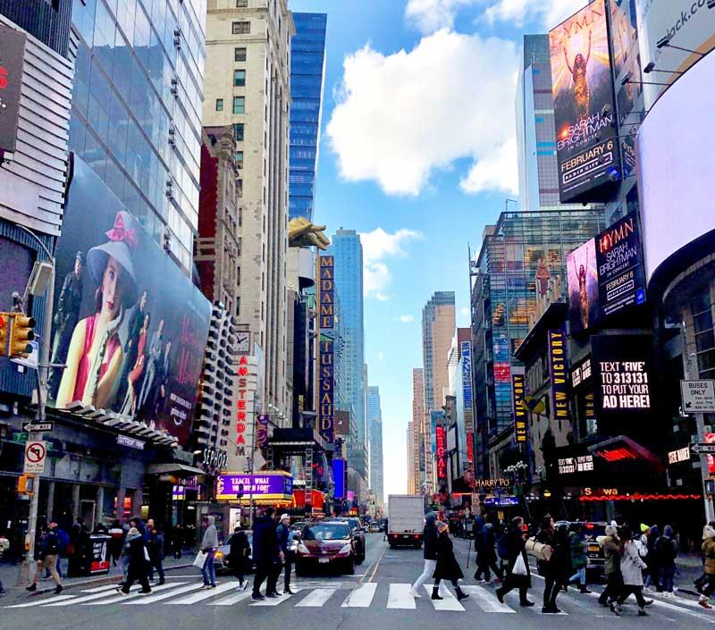 lembrancinhas baratas em nova york