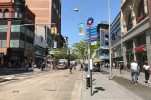 Fulton Street Mall: shopping a céu aberto no Brooklyn