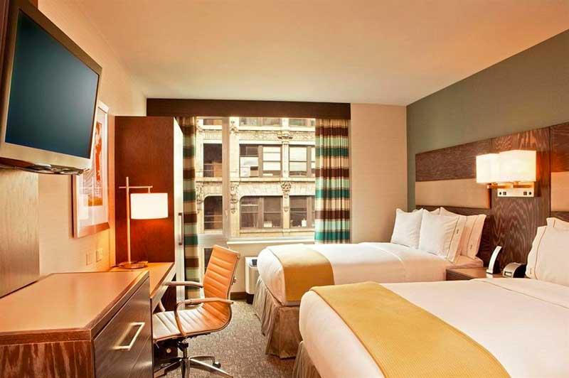 hoteis baratos em nova york