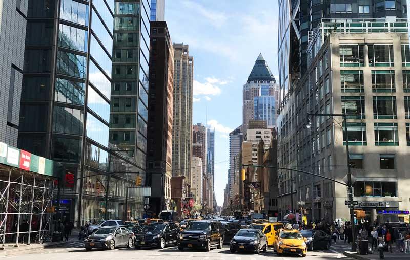 hoteis em new york