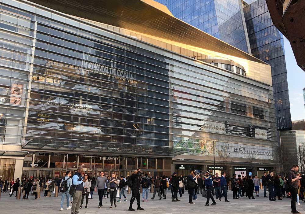 shop at hudson yards