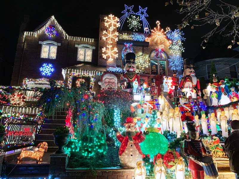 dyker heights nova york