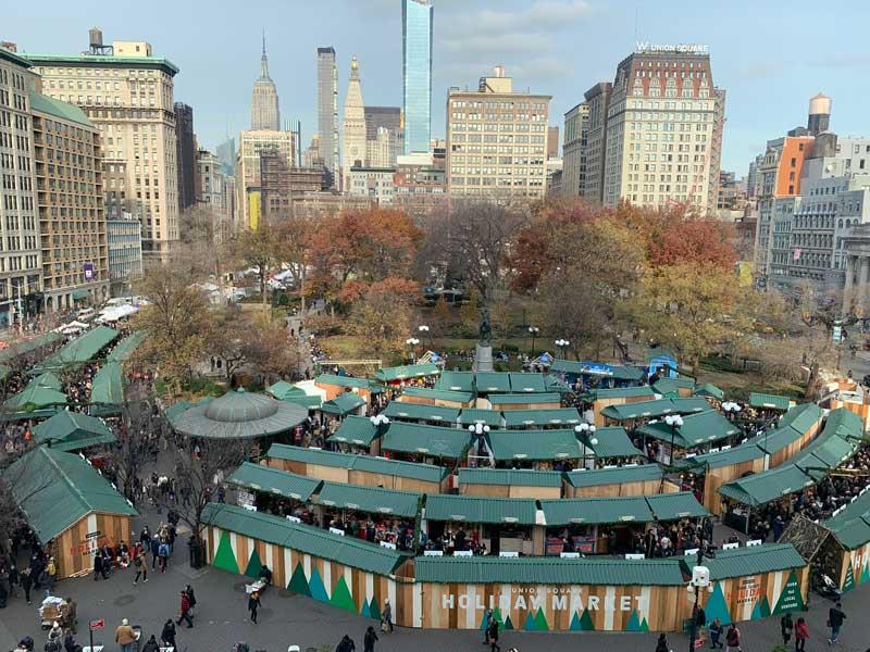 union square em nova york