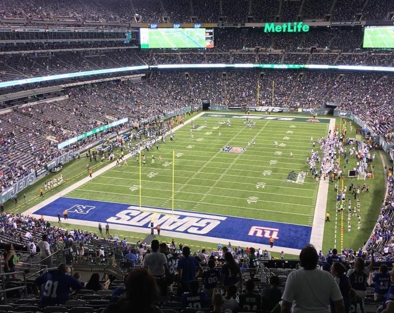 futebol americano em nova york