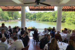The Loeb Boathouse: restaurante no Central Park