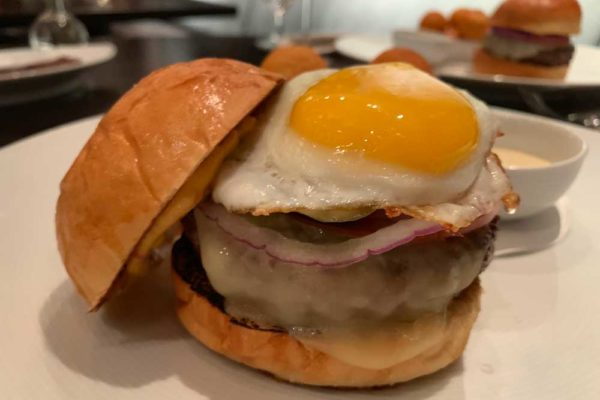 the white label burger