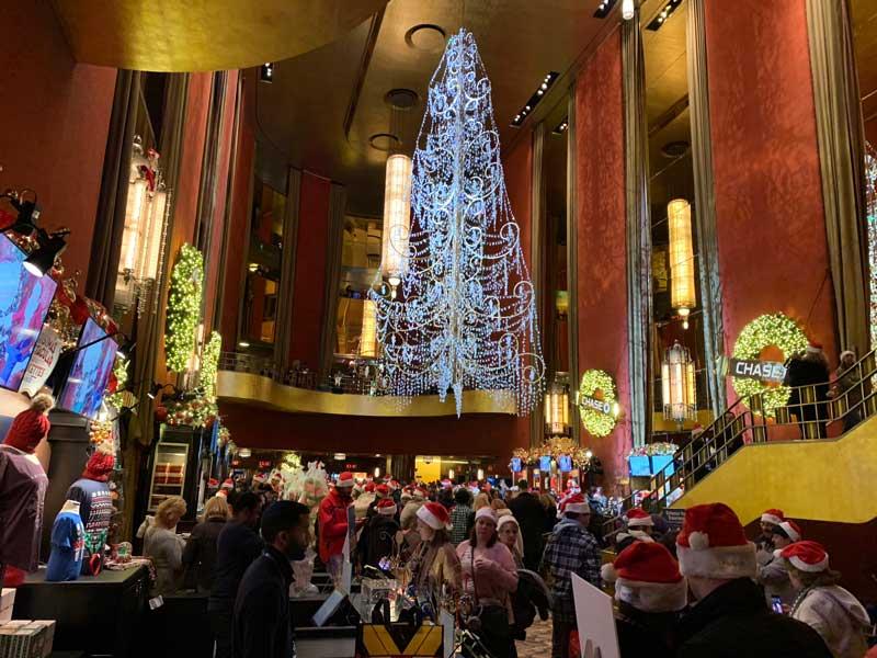 ingressos para o christmas spectacular