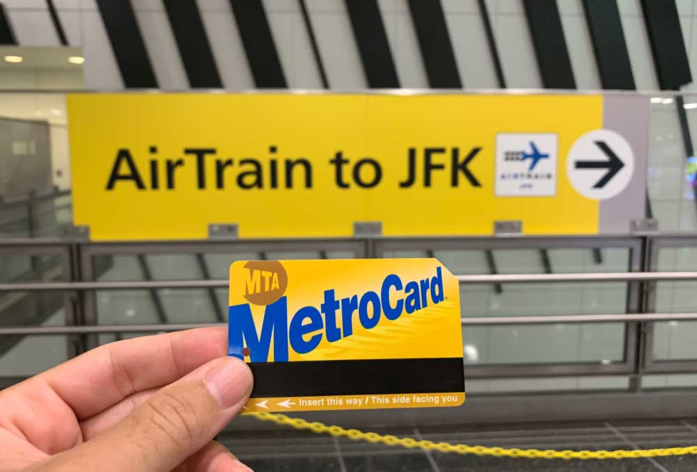 metro do aeroporto jfk