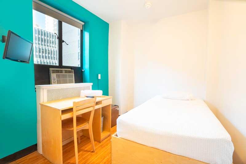 hostel em nova york